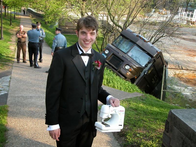Во всем виновата машинка!