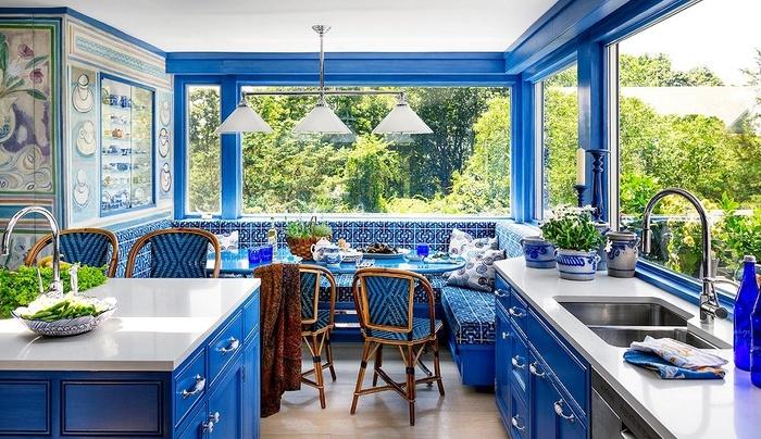 Панорамная кухня!
