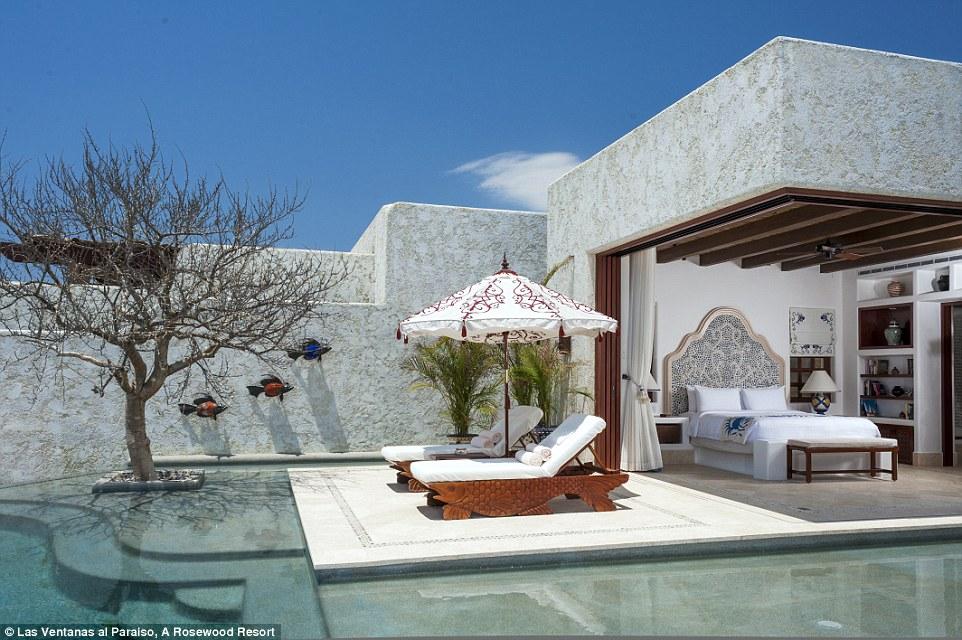 "Мексика, гостиница ""Las Ventanas al Paraiso, A Rosewood Resort"""