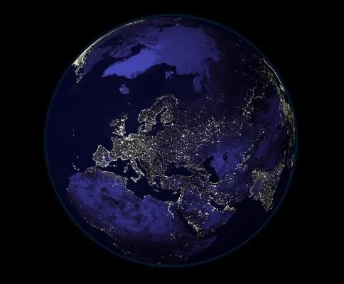 Европа и Азия