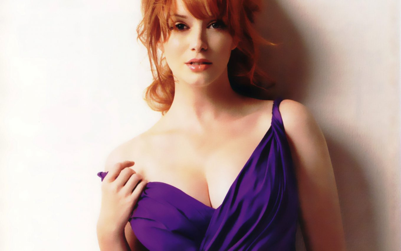 46. Christina Hendricks