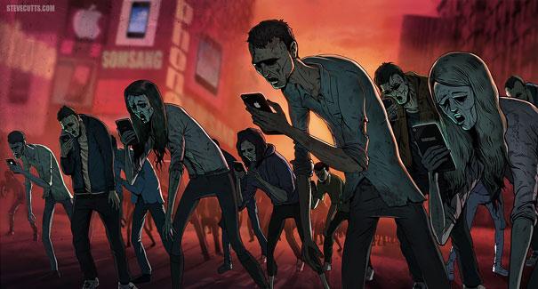 Люди как зомби