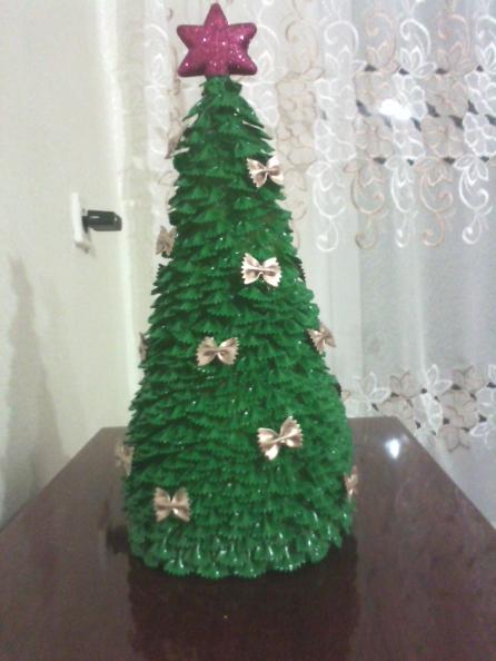 Новогодняя поделка на елку своими руками видео