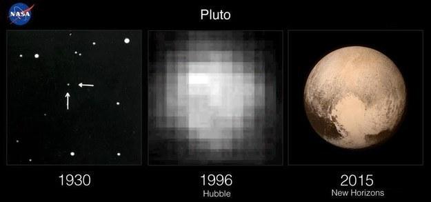 Мы наконец-то знаем, как выглядит Плутон!