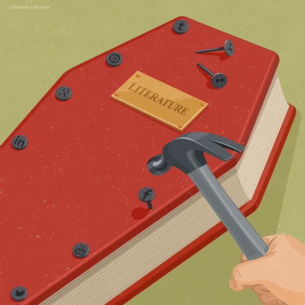 Прощание с книгой