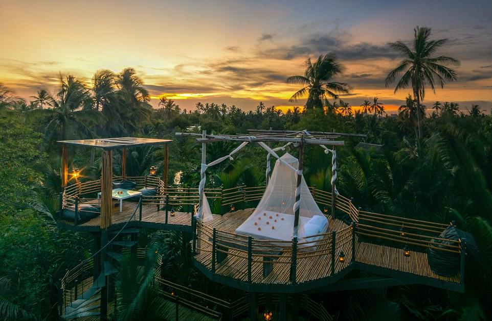 "Тайланд, гостиница ""Bangkok Tree House"""