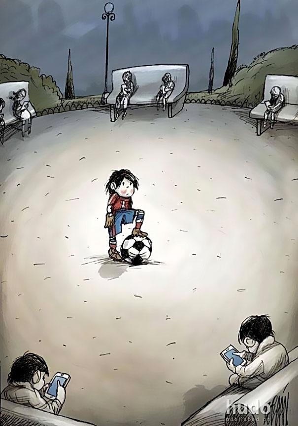 Все играют в футбол онлайн