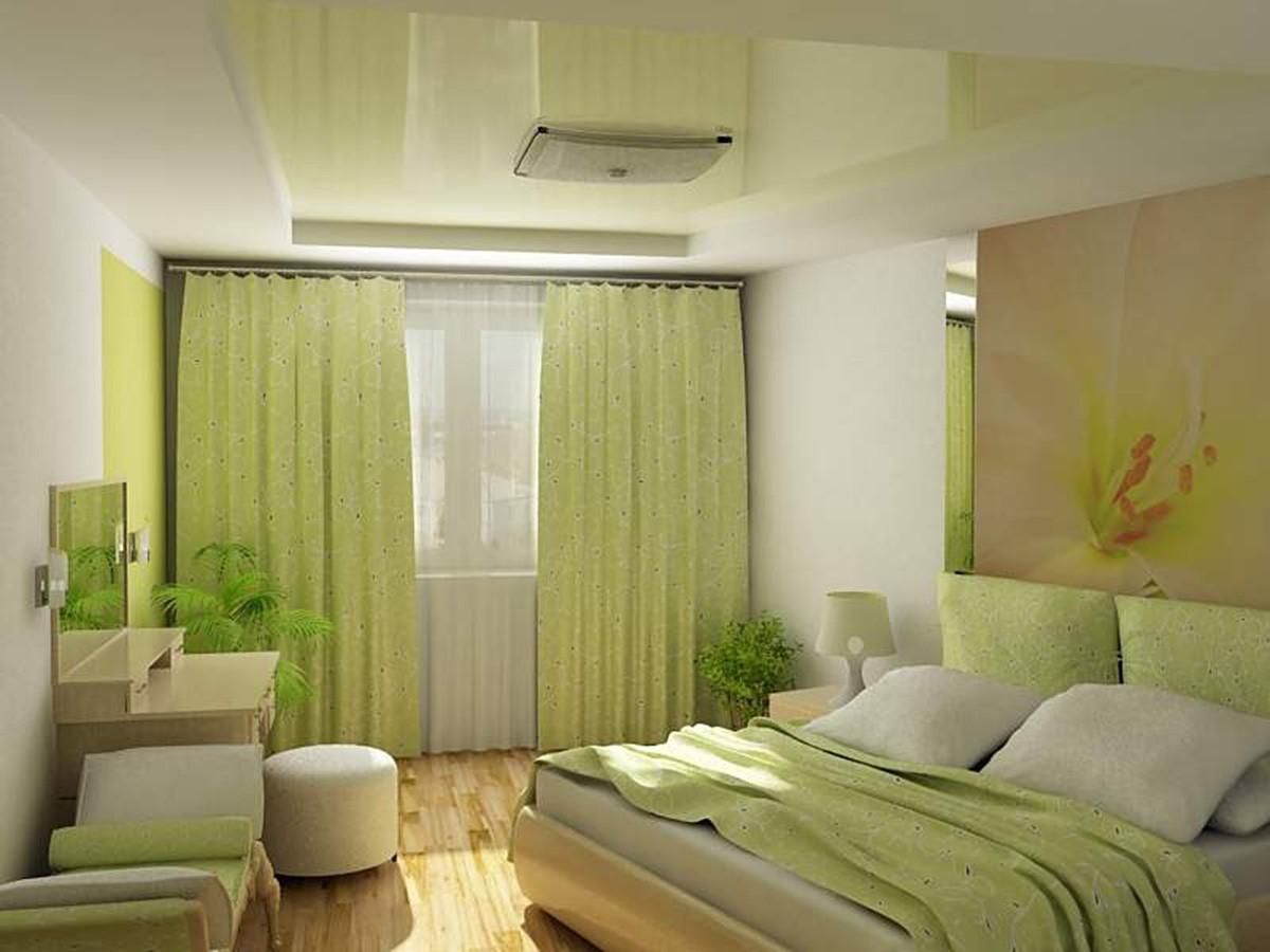 как лучше оформить спальню в малогабаритной квартире забывайте