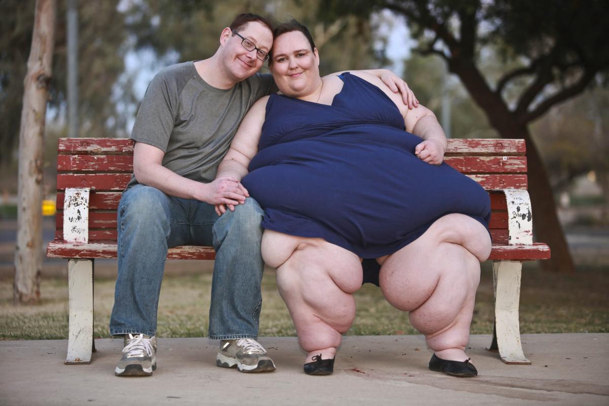 Картинки самая толстая девушка в мире