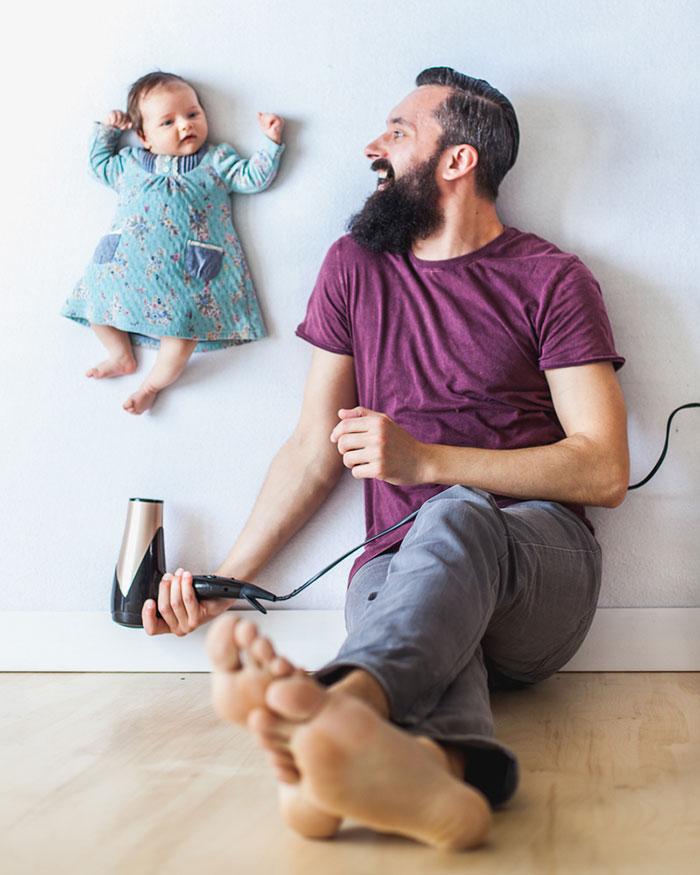 Креативные фотографии в домашних условиях