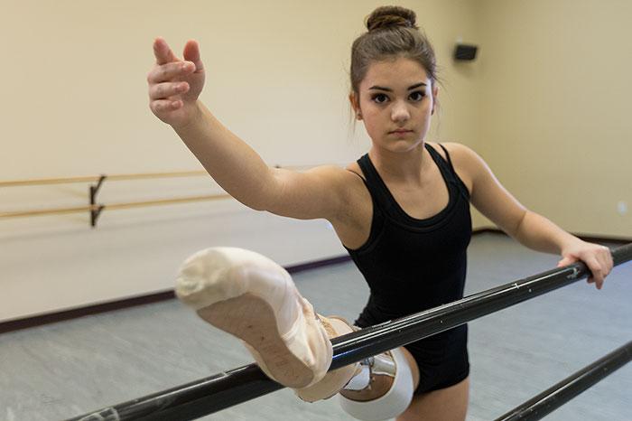 Сейчас она может заниматься любыми видами танцами без усложнений для себя