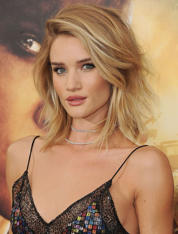 44. Rosie Huntington Whiteley