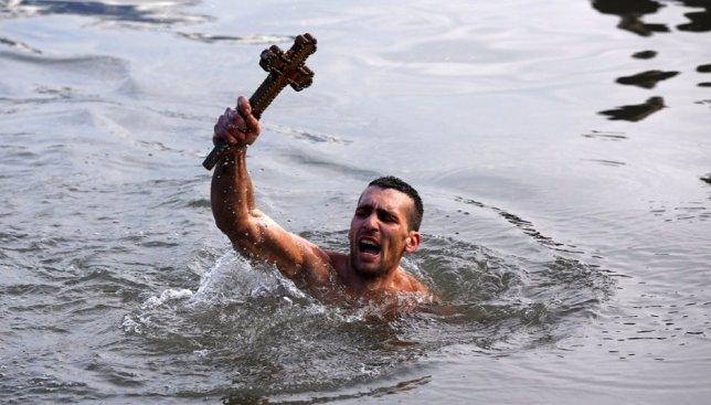 В каждой стране по-разному: традиции на Крещение за рубежом