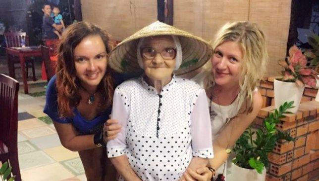 Возраст не помеха: как 89-летняя бабуля путешествовала по Вьетнаму в одиночку (Фото)