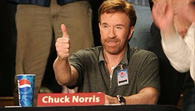 11 веселых фактов а Чаке Норрисе: ведь сегодня ему исполняется 76 лет