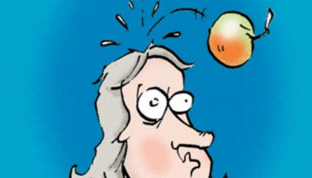 Сегодня день Ньютона: смешные факты о нем, которые раньше Вы точно не слышали