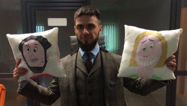 """Учительница назвала """"ужасом"""" рисунки школьника: как художники его поддержали (Фото)"""