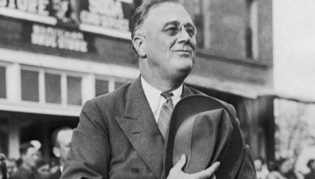 Ко дню памяти Франклина Рузвельта: его самые выдающиеся цитаты (Фото)