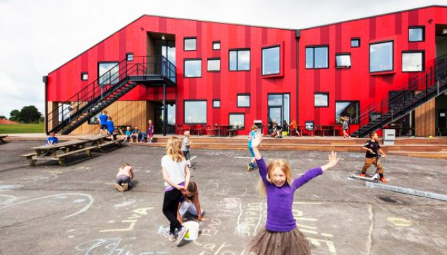 5 принципов, которые делают датских школьников самыми счастливыми в мире (Фото)