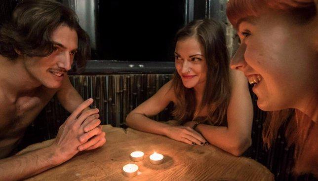 Лондон в шоке: как в столице Британии откроют ресторан для голых людей (Фото)