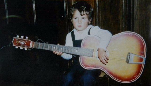 С днем рождения Орландо Блума: каким он был в детстве