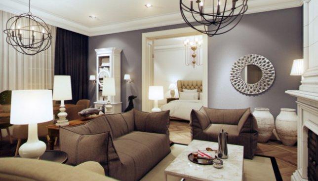 5 простых шагов, которые помогут преобразить вашу квартиру без ремонта (Фото)