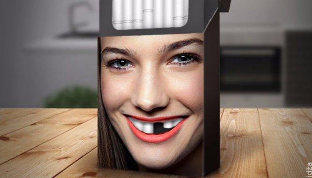 День отказа от курения: как должна выглядеть правильная пачка сигарет (Фото)