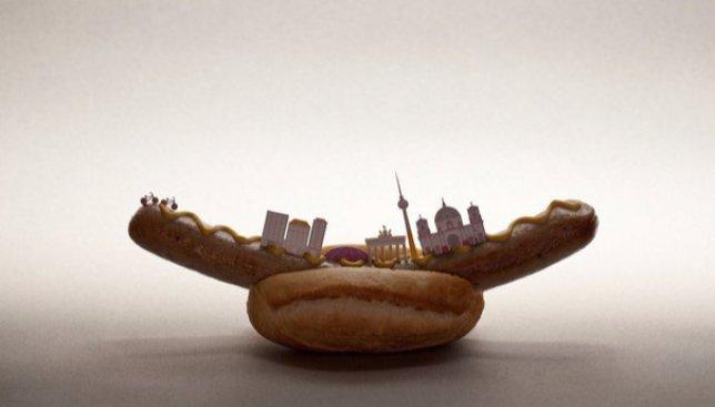 10 необычных иллюстраций: что и с чем едят в разных городах планеты