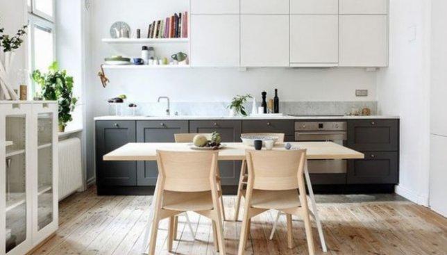 Как вам эти кухни в одном из самых популярных стилей интерьера?