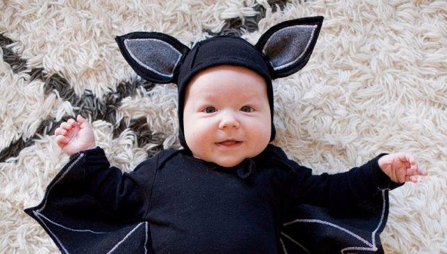 15 фотографий самых необычных костюмов на Хэллоуин для маленьких деток