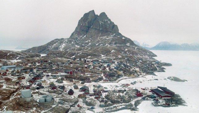 11 фотографий из Гренландии: если Вам кажется, что в Украине сейчас холодно