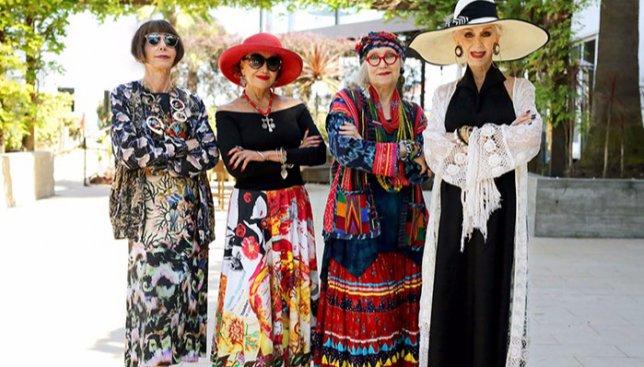 Ломаем стереотипы: люди в возрасте могут выглядеть стильно и модно (Фото)