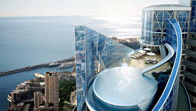 5 самых дорогих и шикарных квартир в мире (Фото)