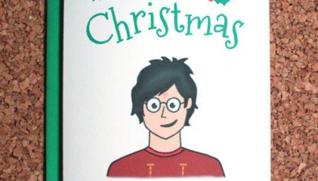 13 идеальных рождественских открыток для фанатов Гарри Поттера