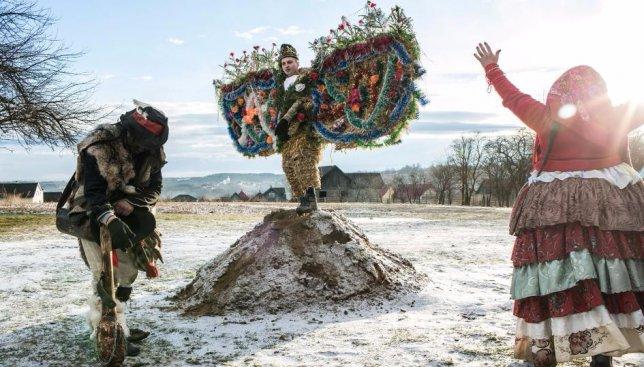 National Geographic рассказал всему миру про украинские традиции праздника Маланки