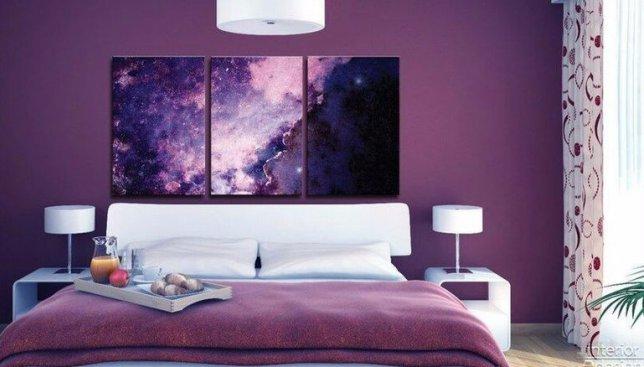 Британские ученые: какой цвет спальни лучше всего способствует здоровому сну (Фото)
