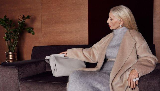 81-летняя модель снялась для польского бренда: результат поразил всех (Фото)