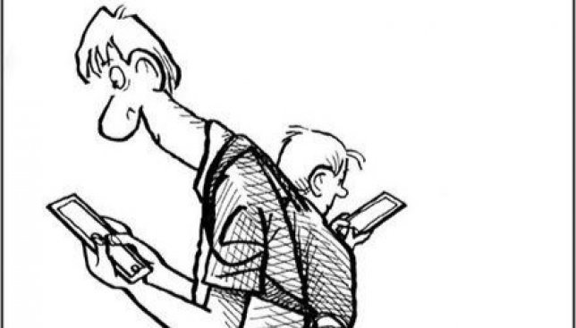 10 комиксов о том, как воспитаны дети 21 века