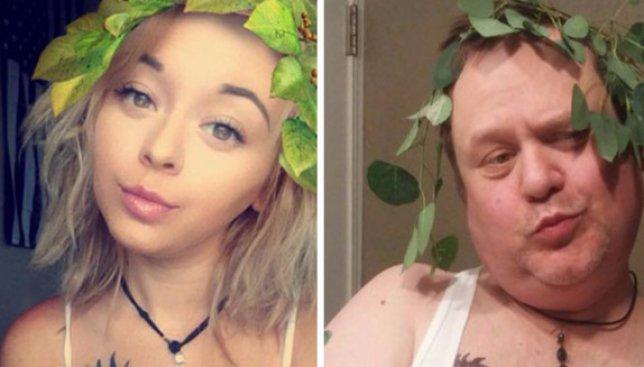 Отцы и дети: как папа, пародируя дочь в instagram, стал популярнее чем она (Фото)