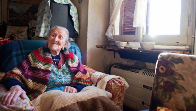 Сегодня день рождение у самой пожилой женщины в мире: она родилась еще в 19 веке (Фото)