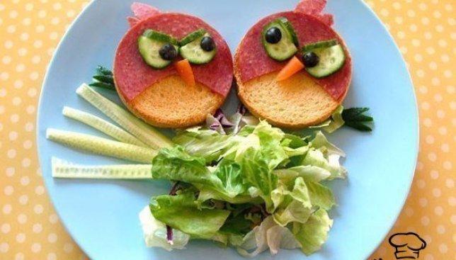 Креативные завтраки в тарелке: веселые способы украсить свое начало дня (Фото)