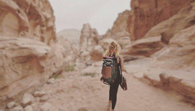 27-летняя девушка стала первой женщиной, что посетила каждую страну в мире (Фото)