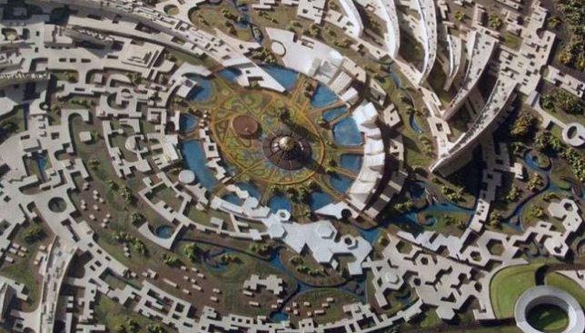 Город-эксперимент: к чему приводит отсутсвие политики и предрассудков (Фото)