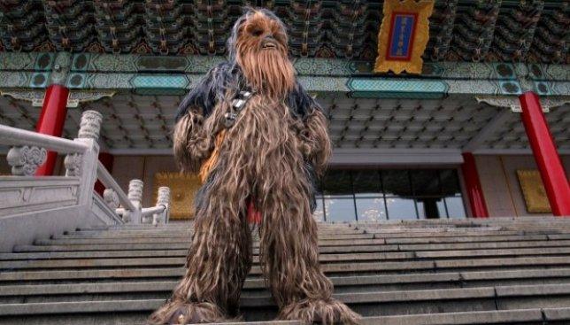 Как день Звездных Войн необычно отмечают в Тайване (Фото)
