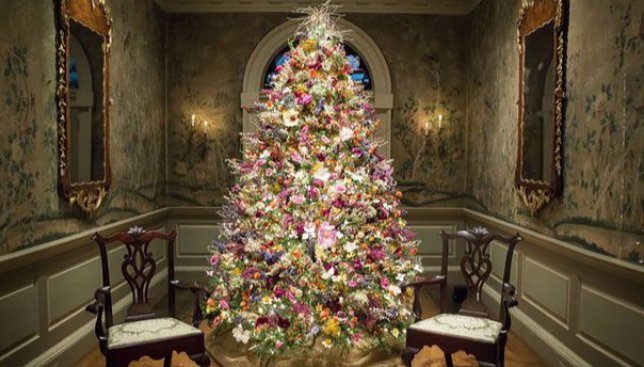11 оригинальных способов сделать вашу новогоднюю елку уникальной