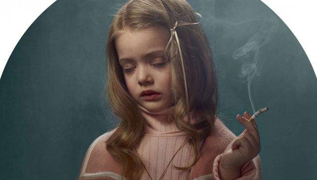 """Социальный проект """"Курящие дети"""": как действует влияние родителей"""