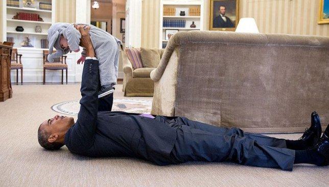 23 фотографии с самыми позитивными моментами за 8 лет правления Барака Обамы