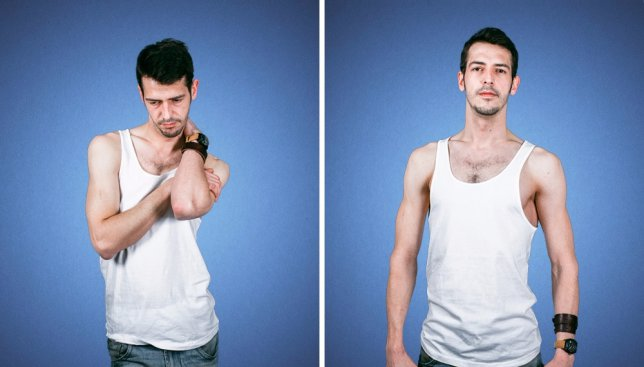 Фото-эксперимент: как меняется человек, избавляясь от своих страхов