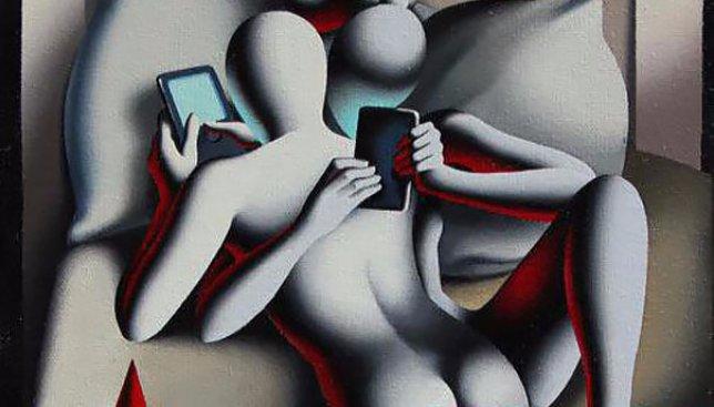 Художник высмеял современное общество с помощью сатиристических иллюстраций