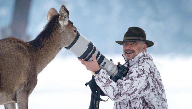 Быть фотографом диких животных - сплошное счастье. У нас есть доказательства